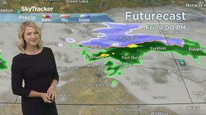 3-day forecast: rain/snow mix hits Sask.
