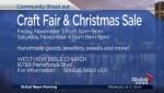 Community Events: Craft Fair & Christmas Sale