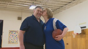 Dream trip for Special Olympics athlete