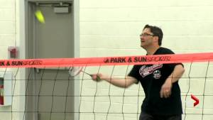 Hill Hobbies: Playing badminton with NDP MP Don Davies