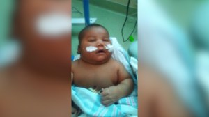 Mother says no more children for her after giving birth to 14 pound baby