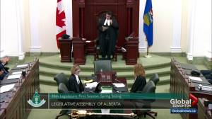 Longest filibuster in Alberta history comes to an end