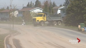 Eastern Passage, N.S., resident says neighbourhood road too dusty