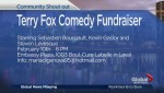 Community Events: Terry Fox Comedy Fundraiser