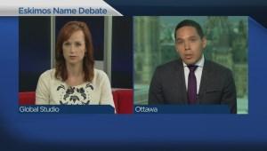 Edmonton Eskimos Name Debate