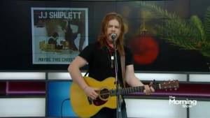 Rising country star J.J. Shiplett performs 'Maybe This Christmas'