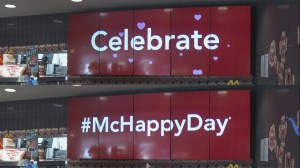 Global BC at 2018 McHappy Day