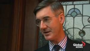 'Today is not a good day for [British] democracy': Rees-Mogg