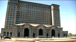 Ford Motors to develop historic Detroit train station into downtown campus