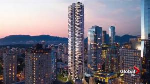 West End residents express concern over 57 storey tower at Burrard & Nelson