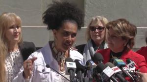 'We are vindicated': Bill Cosby accusers celebrate guilty verdict