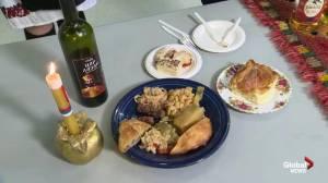 "Tasting the Serbian ""KOLO"" Pavilion Cuisine"