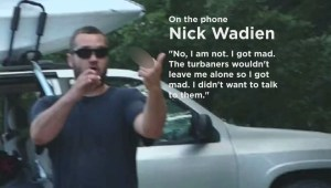 'Turbaners wouldn't leave me alone': Manitoba man from shocking 'I'm a Nazi' video responds