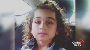 Amber Alert: Alberta family plead for return of Taliyah Marsman