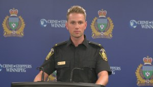 Winnipeg police brief media on Tuesday homicide