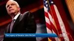 Washington strives to honor the late U.S. Senator John McCain