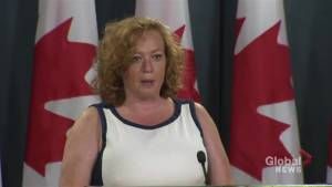 Lisa Macleod asks federal government to compensate Ontario $200 million in immigration costs (02:40)