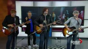 "Northern Pikes Performs ""Teenland"""