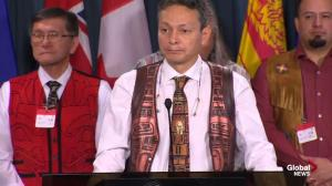 'Canada has become the laughing stock of the energy world' says Indigenous activist