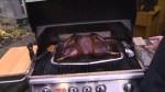 Spatchcock Turkey on the BBQ