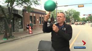 2019 Edmonton International Street Performers Festival gets underway