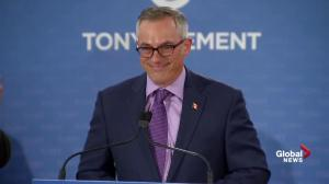 'I'm proud to announce my candidacy': Conservative MP Tony Clement joins party leadership race