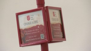 The Salvation Army kicks off annual Christmas kettles campaign