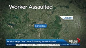 2 teens charged with attempted murder in treatment centre assault