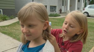 Saskatoon girl offers to 'style' hair to raise funds for an adoption