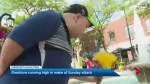 Emotions run high in Greektown in wake of shooting