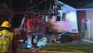 Elderly couple escape Brossard fire