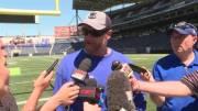 Play video: Matt Nichols to start at quarterback for Winnipeg Blue Bombers this week