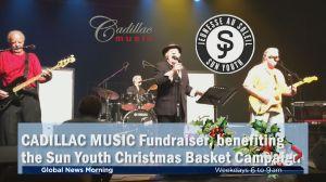 Community Events:  Cadillac Music Fundraiser