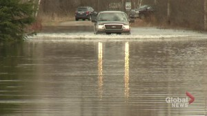Residents say Burnt River flooding the worst in 35 years