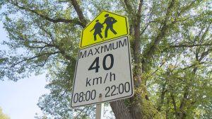 Regina school and playground zones to reduce to 30km/h