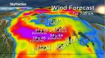 Saskatoon weather outlook: strong winds kick in