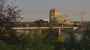New bridges opening in Saskatoon