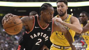 Toronto Raptors talk Golden State Warriors ahead of NBA Finals