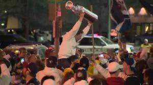 'We want Cup': Charged up Jets fans fill up streets after Game 7 win