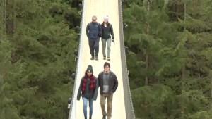 Capilano Suspension Bridge battles residents over parking plan