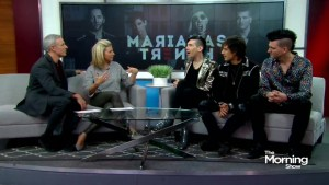 Marianas Trench gear up for cross-Canada tour