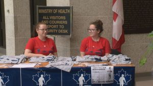 Legacy of Terry Fox honoured in Regina with 38th annual Terry Fox Run.