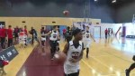 Aspiring pro basketball players test their skills at NBA Jr. clinic in Montreal