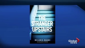 Author Melanie Raabe's on her new book, The Strangers Upstairs, and why she told no one she was writing it