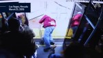 Las Vegas police release horrifying video of elderly man being pushed off bus