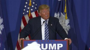 Trump calls rivals 'really, really dishonest people' ahead of South Carolina primary