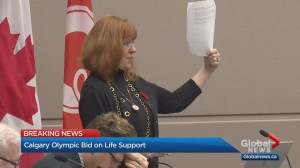 Calgary City Council to vote on cancelling 2026 Olympic bid