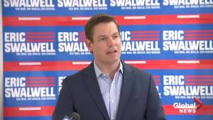 Eric Swalwell ends campaign for Democratic presidential nomination