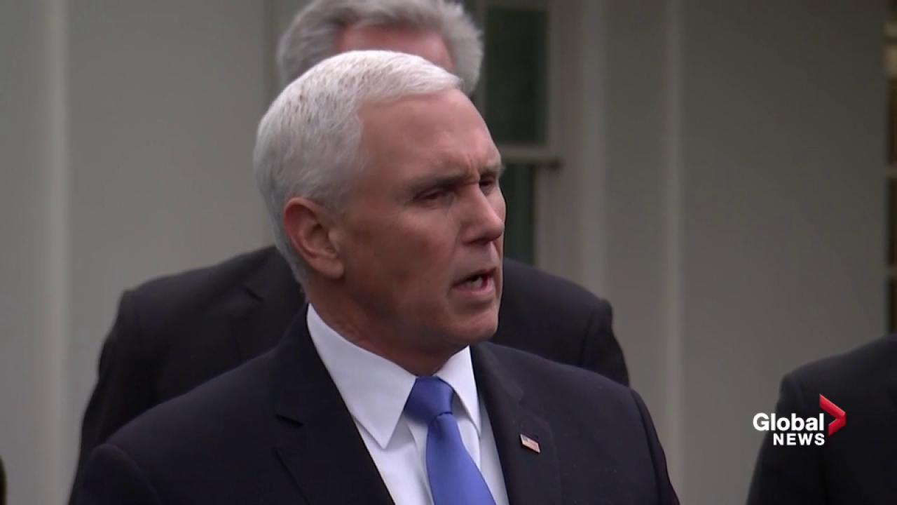 Pence Defends Wife Against Media Attacks