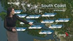 BC Evening Weather Forecast: Mar 20